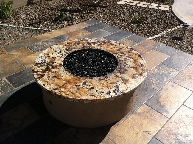 Kodiak-patio